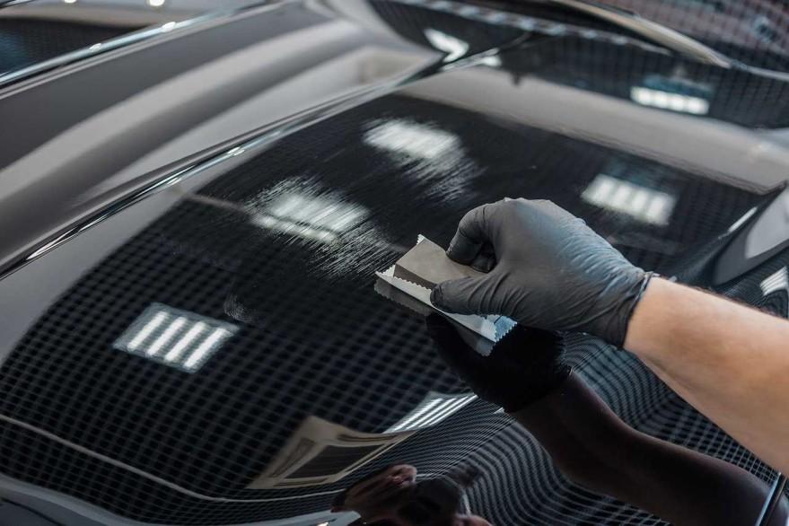 Фото покрыть автомобиль жидким стеклом в Ярославле